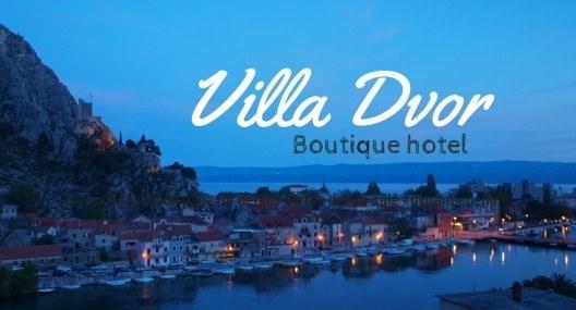 Hotel Villa Dvor Cover - Chasing the Donkey Croatia