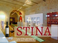 Fine wine in Bol Croatia: Stina winery