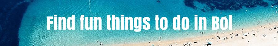Things to do on Brac Island Croatia_Bol