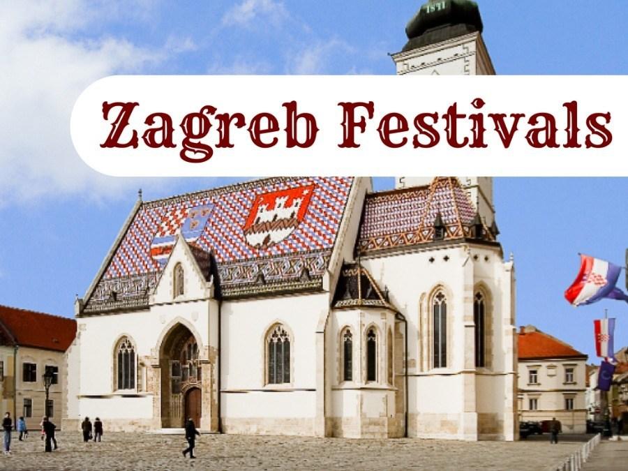 Zagreb festivals. - Chasing the Donkey Croatia