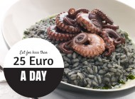 Eat like a king while on holidays in Croatia {for less than 25 euro a day}