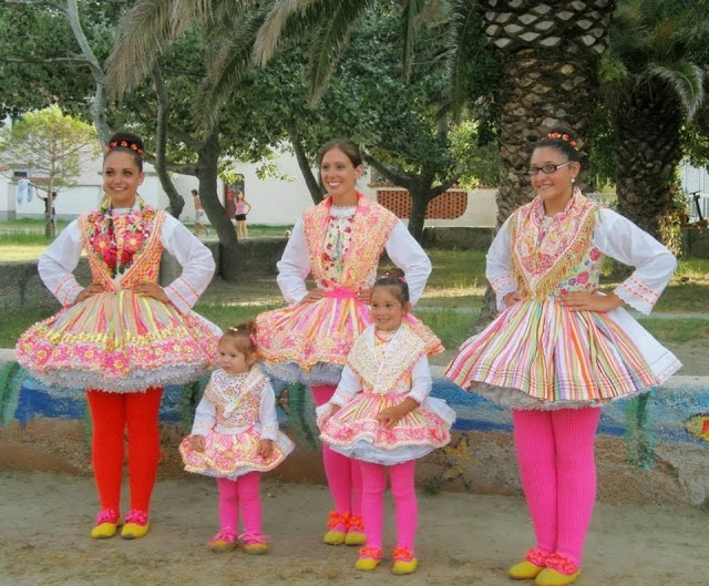 facts about croatia Island of Susak womens costume - Chasing the Donkey