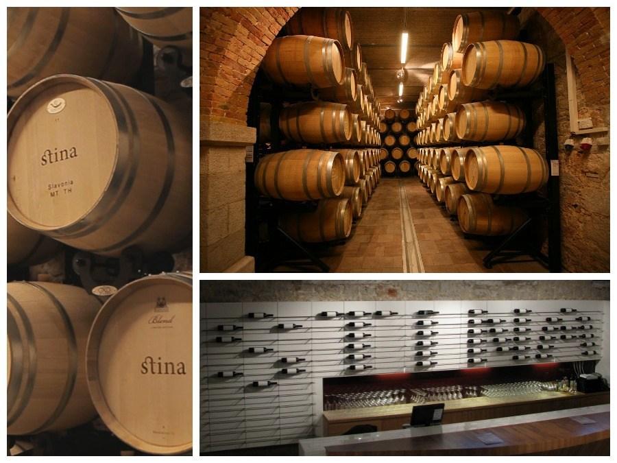 stina winery tour - Chasing the Donkey