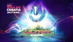 Ultra Europe accommodation