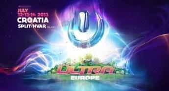 Ultra Europe accommodation