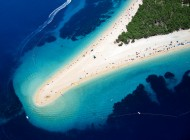 Croatia's moving beach: Zlatni Rat in Bol