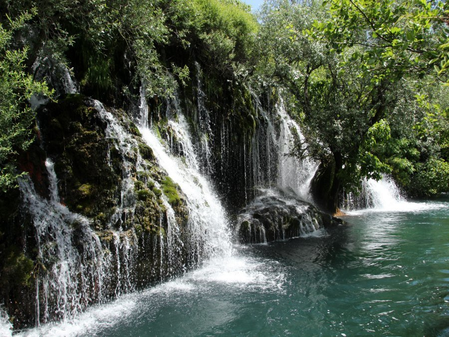 Cetina River Waterfall - Travel Croatia like a local