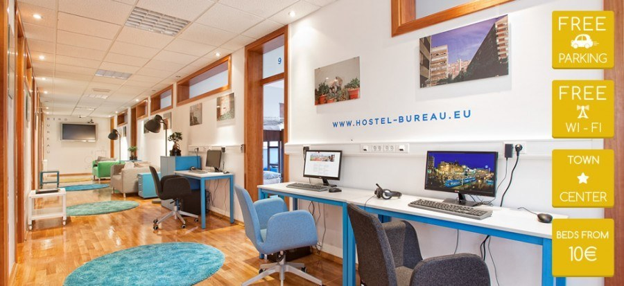 Hostel Bureau Zagreb Accommodation | Croatia Travel Blog