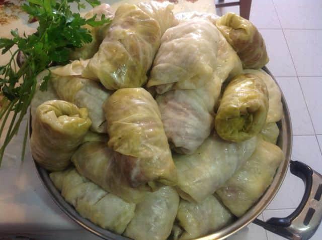 Food In Kosovo - Sarma