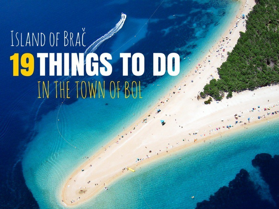 Things to do in bol croatia cover