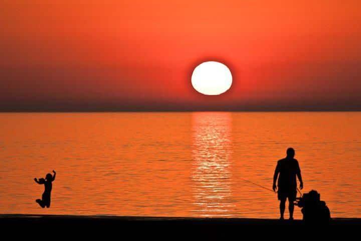 Travel to Croatia - Silba Island sunset