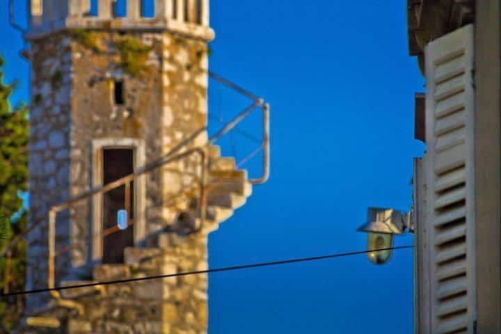 Travel to Croatia - Silba Island lighthouse
