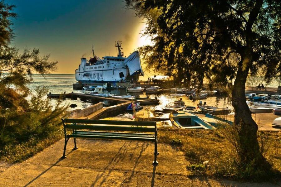 Travel to Croatia - Silba Island art