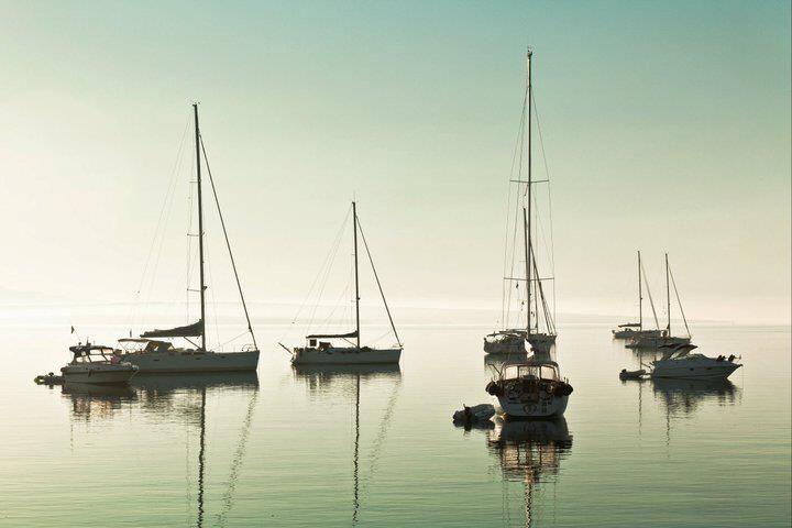 Travel to Croatia - Silba Island boats
