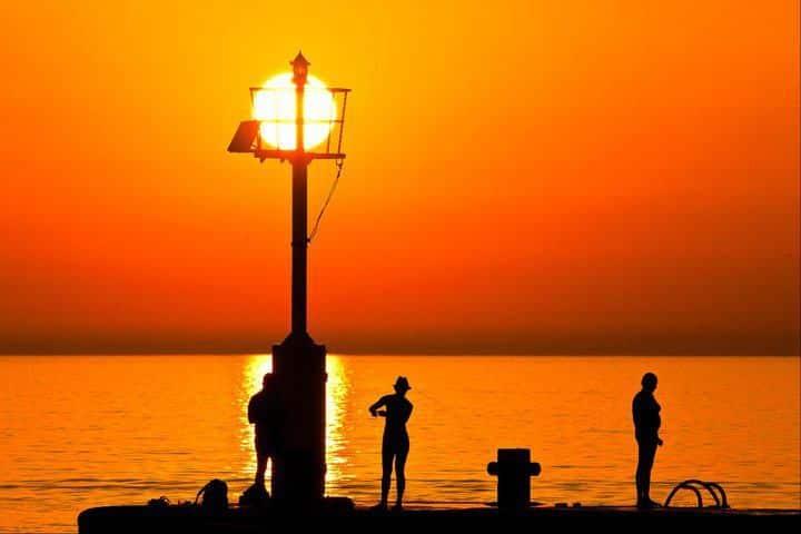 Travel to Croatia - Silba Island orange