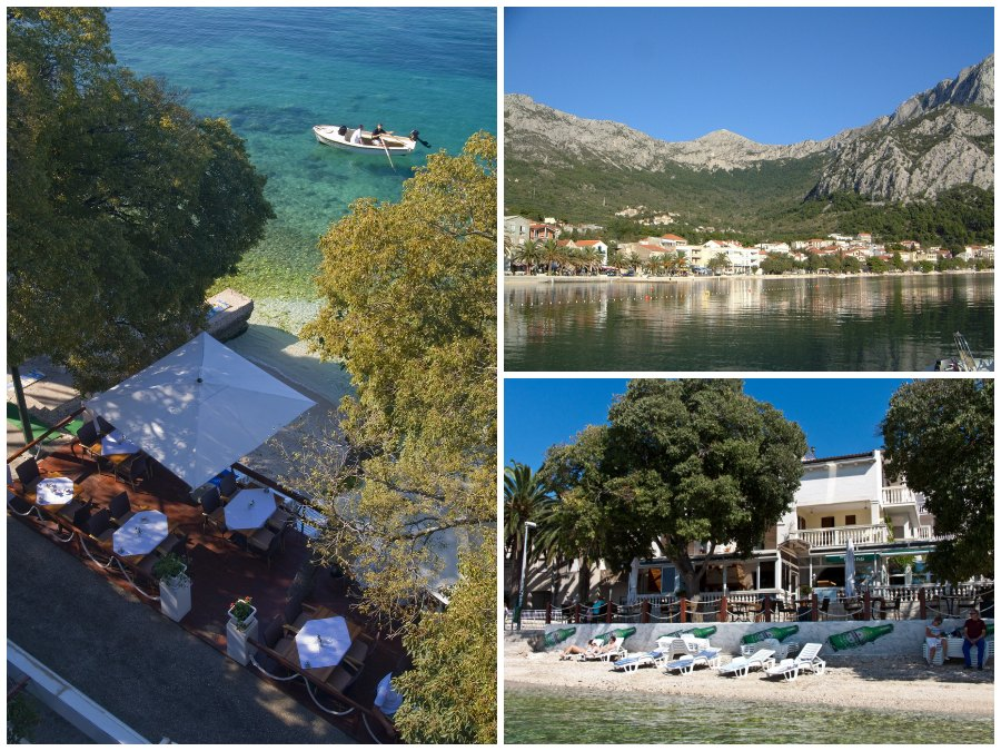 Hotel Marco Polo Gradac - With a view - Travel Croatia