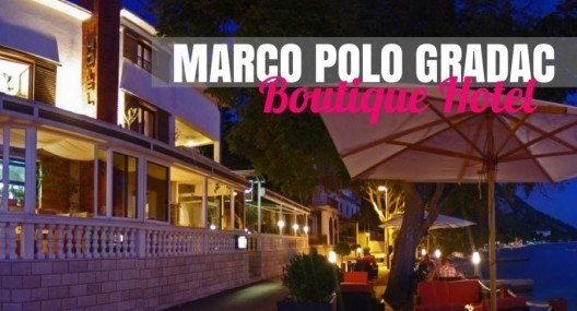 Hotel Marco Polo Gradac COVER