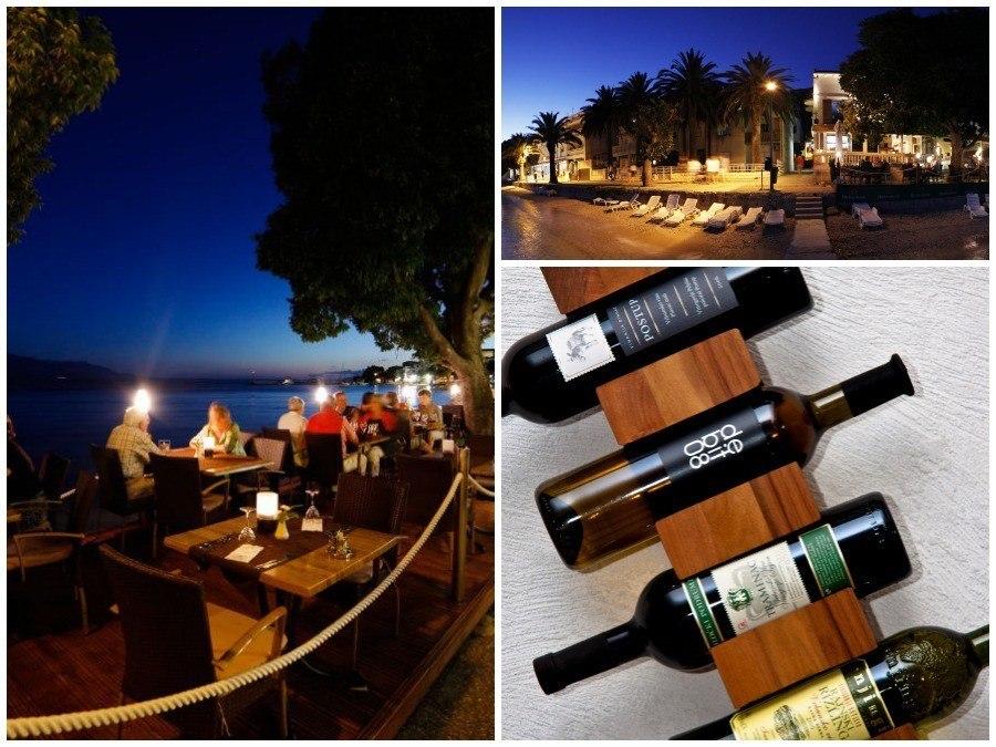 Hotel Marco Polo Gradac - Wine