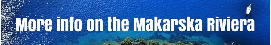 More on the Makarska Riviera