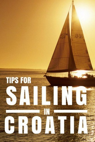 Sailing Croatia Guide PIN