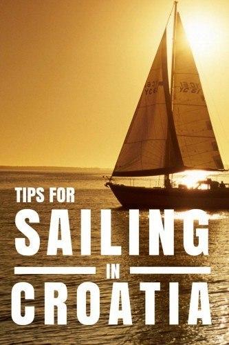 Sailing Croatia Guide PIN