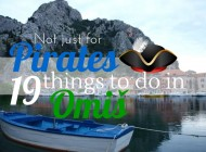 19 things to do in Omiš Croatia: It's not just for pirates & beach-bums
