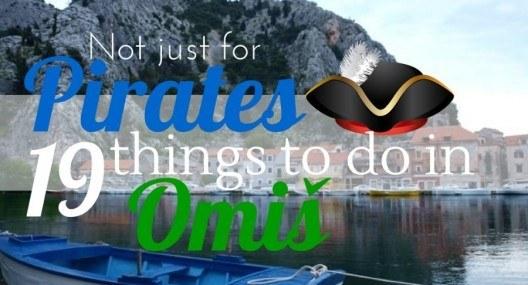 19 Things to do in Omiš Croatia