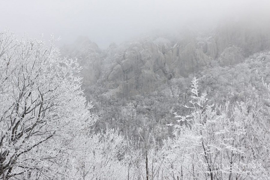 Travel Croatia Winter in Croatia-  Šoderici 3
