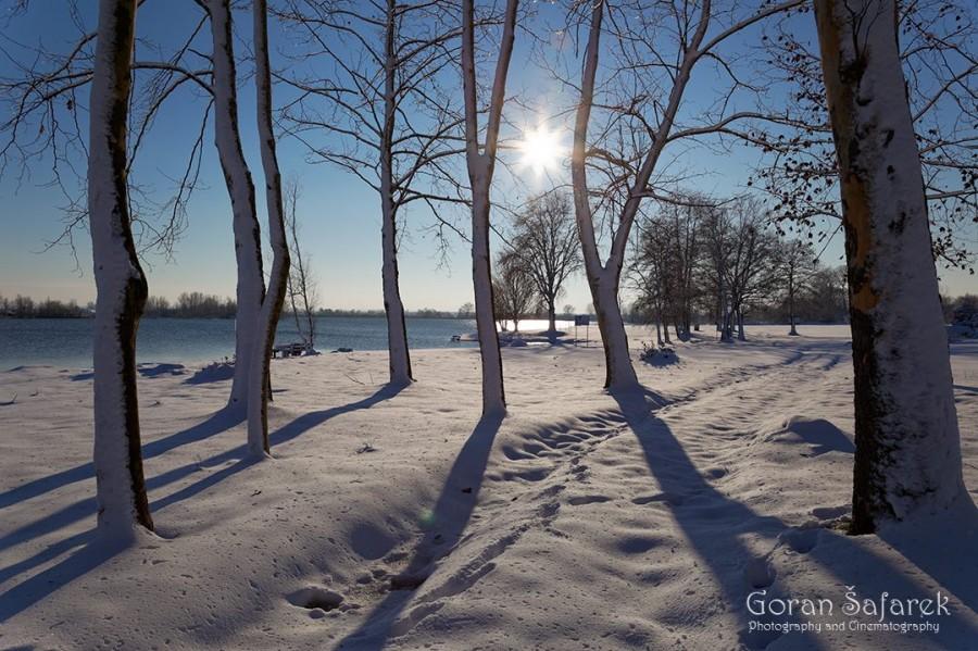 Travel Croatia Winter in Croatia- Šoderici
