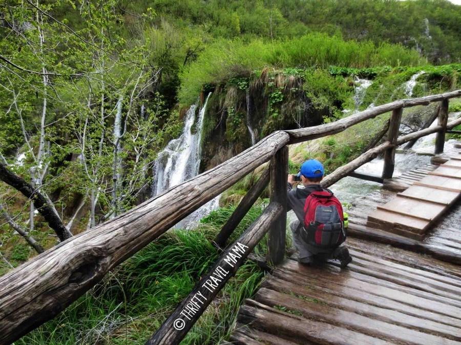 Travel to Croatia: Is it kid-friendly - Plitvice Lakes