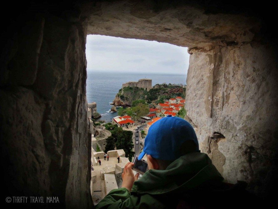 Travel to Croatia: Is it kid-friendly - Dubrovnik