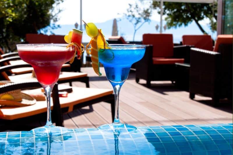 Hotel Marco Polo Gradac Pool - Travel Croatia