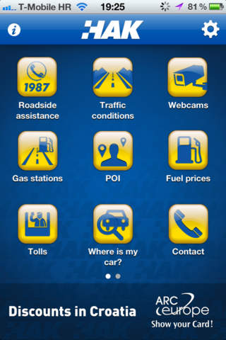 Croatia Car Rental Tips - HAK APP