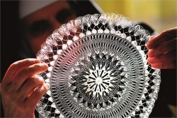 Croatian Culture - Lacemaking-in-Croatia-(Hvar) - Travel Croatia