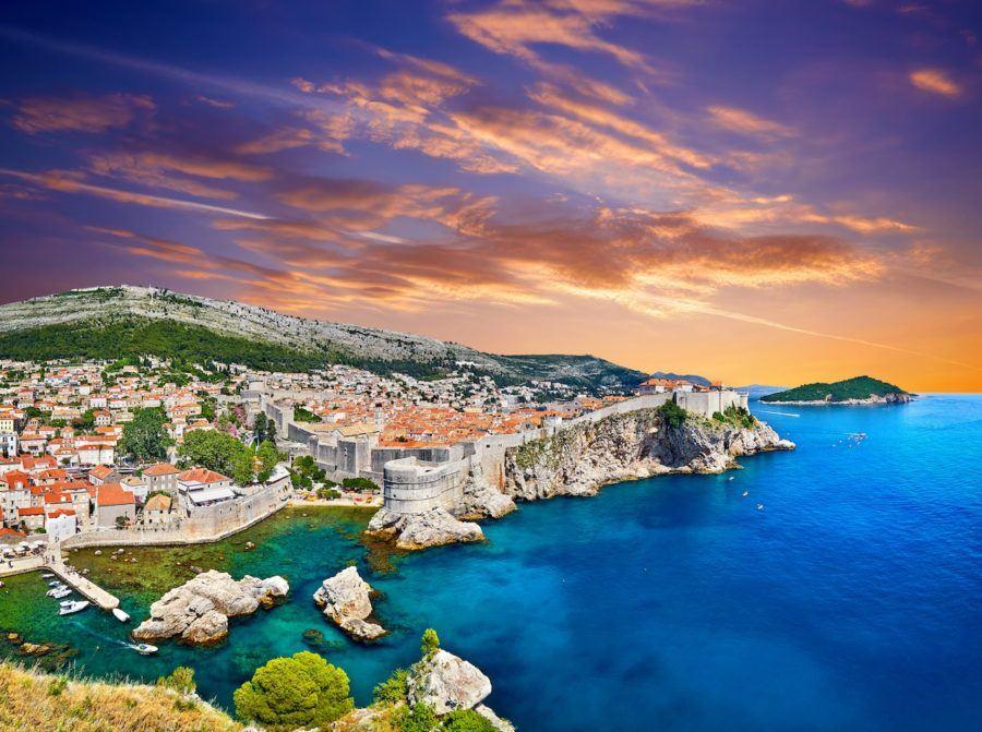 Trogir to Dubrovnik - Dubrovnik Stop