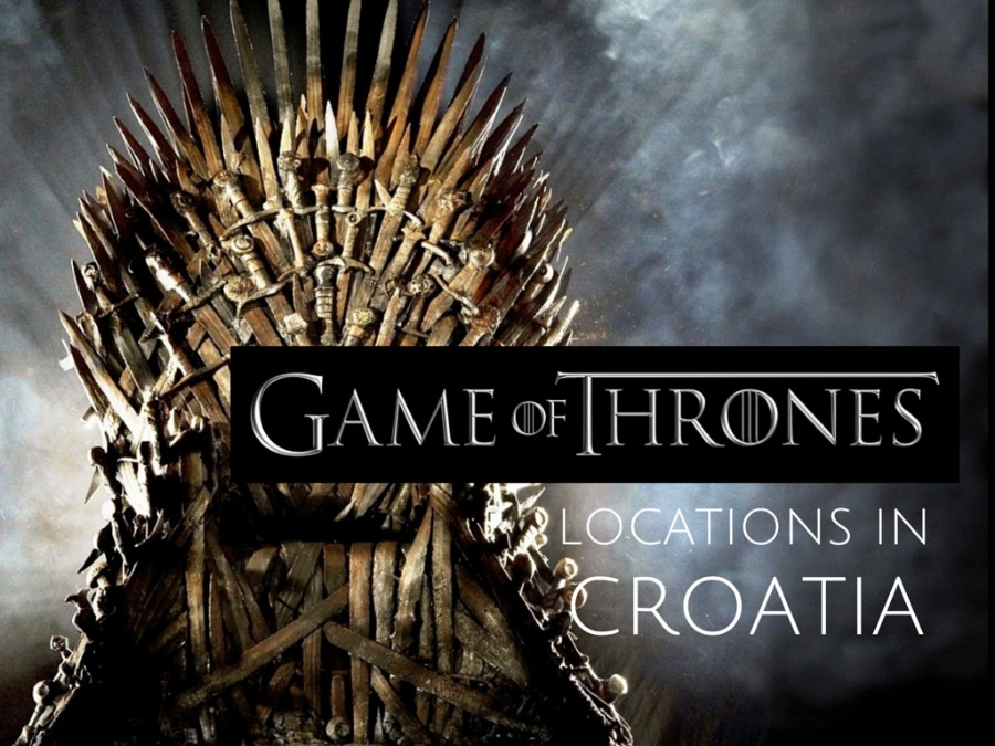 Game of Thrones locations in Croatia COVER