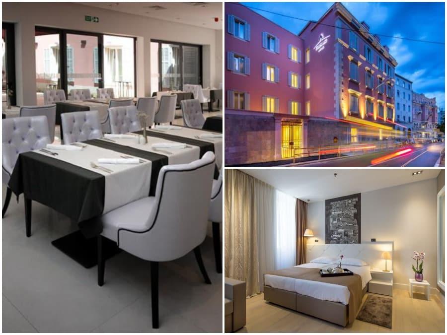 Hotels in Split: Cornaro Hotel