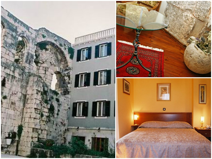Hotels in Split- Hotel Peristil COVER