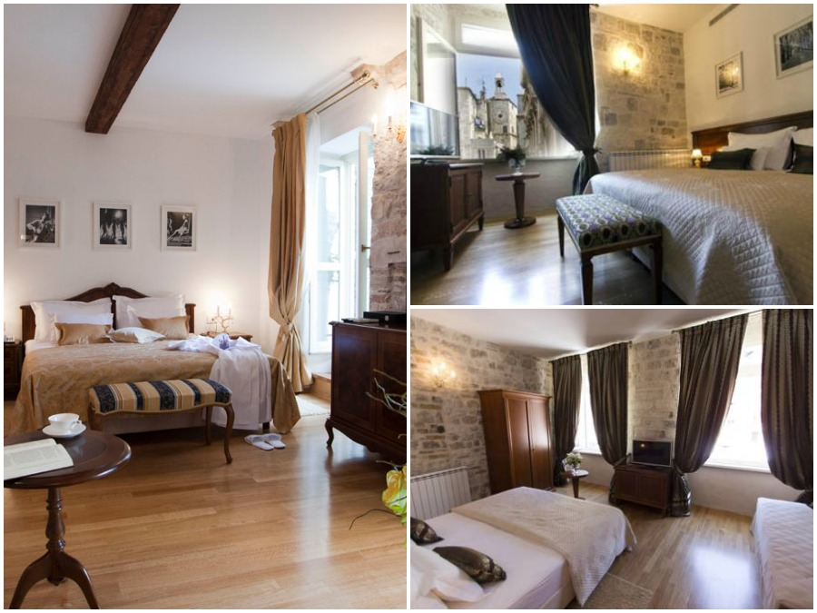 Hotels in Split Palace Judita Heritage Luxury Hotel
