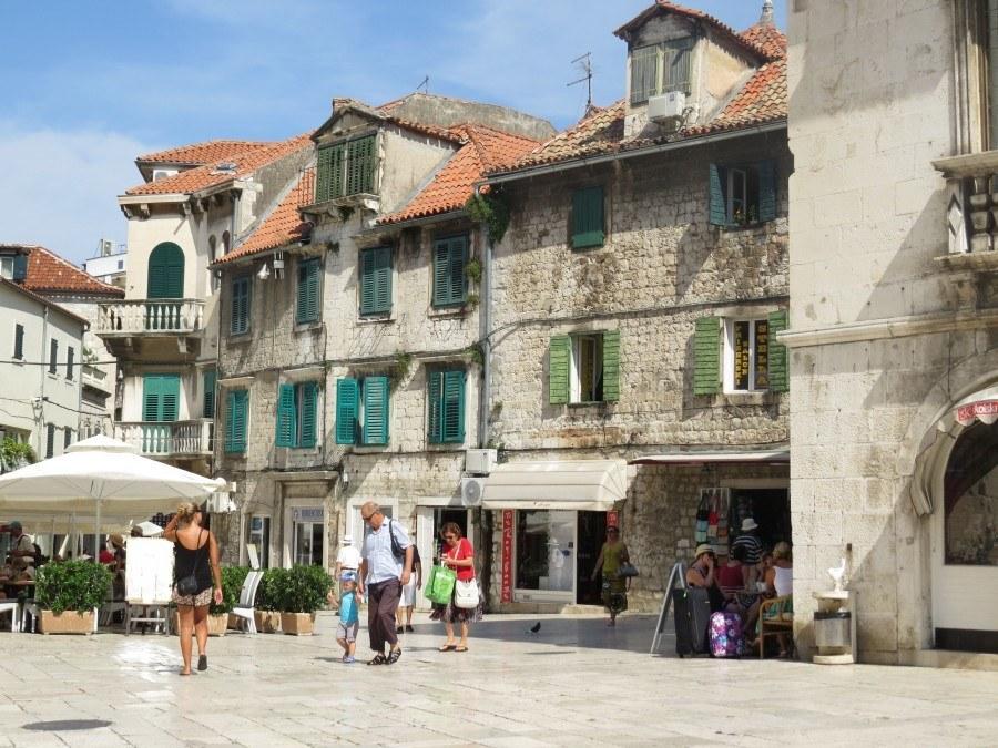 Travel Croatia - Solo travel  city