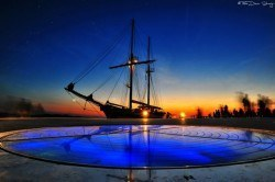 Travel to Croatia Dalmatia Davor Greeting to the Sun