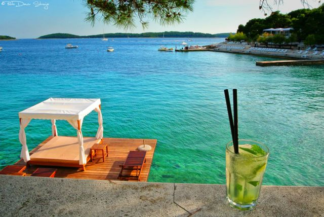 Travel to Croatia Dalmatia Davor Hvar