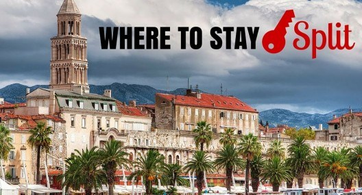 Split Accommodation: Where to Stay in Split 2017