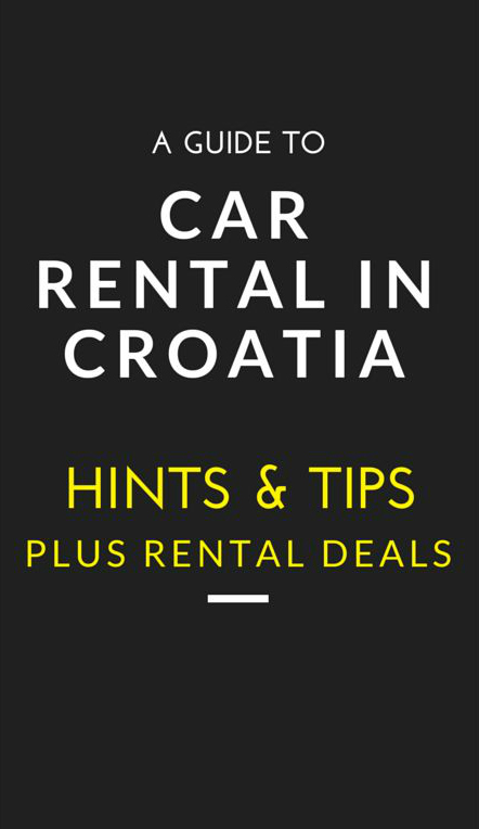 Car Rental in Croatia_Rent a Car Deals