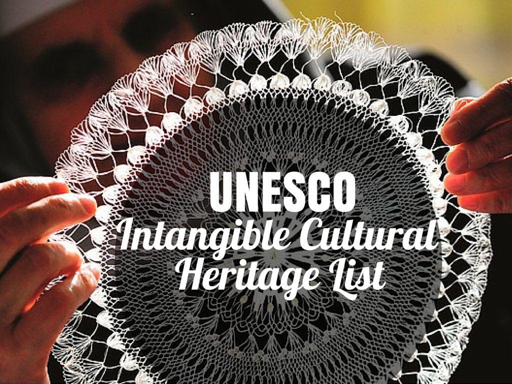 Croatian Culture: UNESCO Intangible Cultural Heritage ...