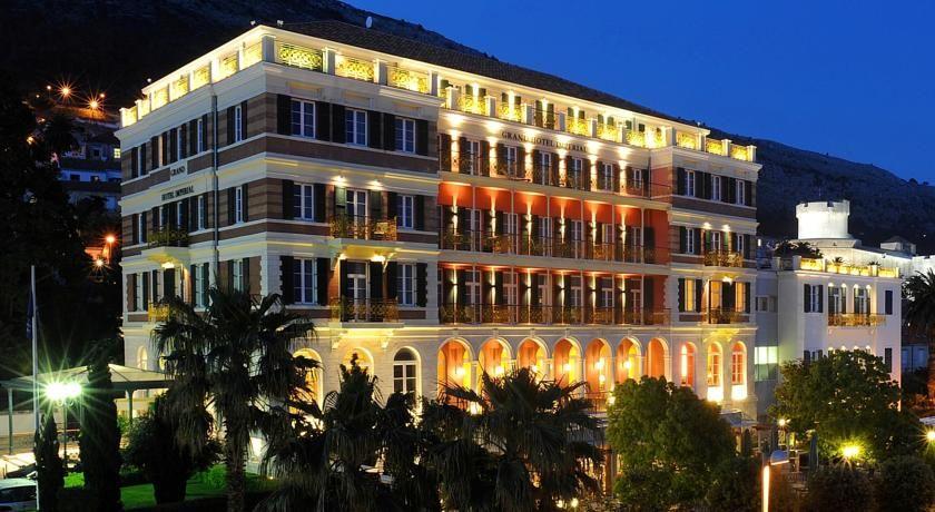 Hotels in Dubrovik_Hilton Imperial Dubrovnik Hotel