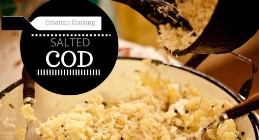 Croatian Cooking: Salted Cod Recipe {Bakalar}