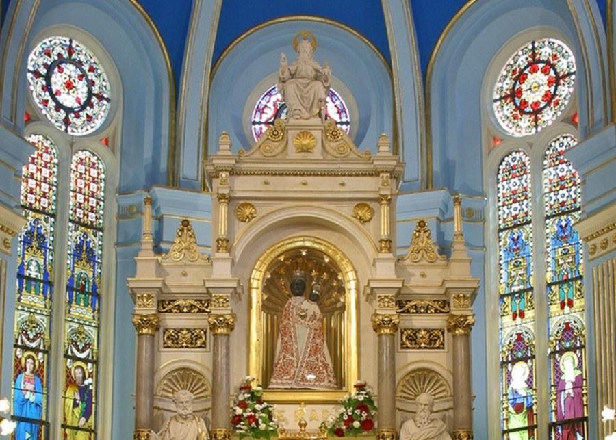 Marija Bistric_The Basilica of Our Lady of Bistrica Croatia