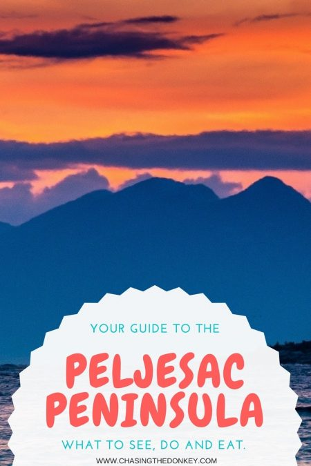 Things to do in Croatia_Guide to the Peljesac Peninsula_Croatia Travel Blog_PIN