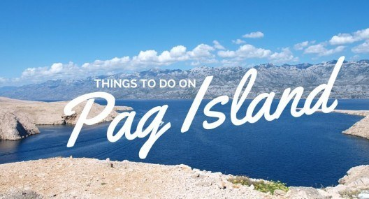 5 super family-friendly things to do on Pag Island